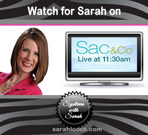 Photo of Sarah L Cook on Sac & Co