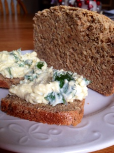 Hearty Oat Quinoa and Chia Bread