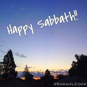 Happy Sabbath a Delight